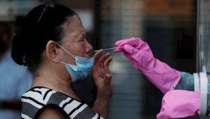 UNAM desarrolló prueba de Covid-19 con saliva