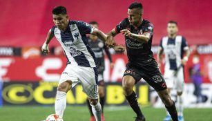 Tijuana vs Monterrey en partido