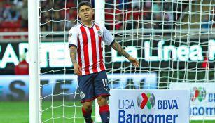 Eduardo López en lamento con Chivas