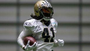 NFL: Saints y Alvin Kamara acuerdan extensión de contrato por 75 millones de dólares