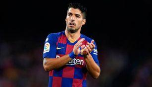 Barcelona: 'Si Luis Suárez se queda será uno más de la plantilla', aseguró Koeman