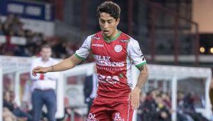 Omar Govea: El Zulte Waregem del mexicano sufrió goleada ante el Brugge