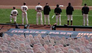 MLB espera que haya afición en la Serie Mundial