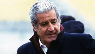 Rafael Lebrija previo a un partido