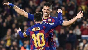 Luis Suárez contestó a Lionel Messi: 'Que no empañen lo gigante que sos'