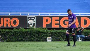 Mario Osuna tras ser expulsado ante Chivas