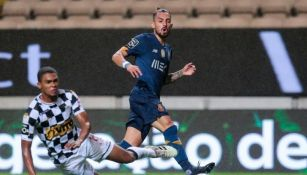 Porto consiguió la victoria sobre el Boavista