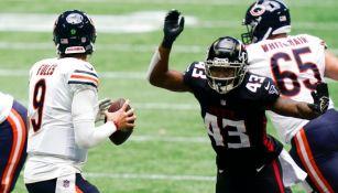Bears obtuvo la victoria sobre Falcons