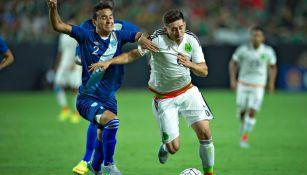 México vs Guatemala en la Copa Oro del 2015