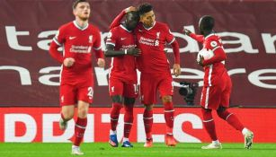 Liverpool superó a Arsenal