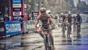 Ciclismo: Gerardo Ulloa conquistó prueba Short Track en República Checa