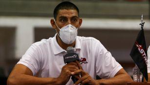 Gustavo Ayón aseguró que su fichaje con Astros de Jalisco no significa su retiro