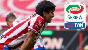 Chivas: Parma y otros equipos de la Serie A, interesados en JJ Macías