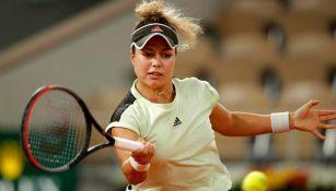 Roland Garros: Renata Zarazúa dio pelea, pero fue eliminada del torneo