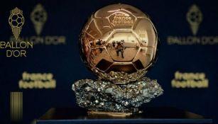 El galardón que se entrega al mejor futbolista del año