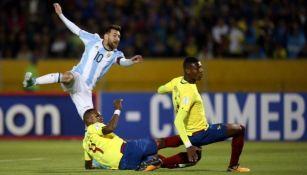 Argentina abrirá su eliminatoria ante Ecuador