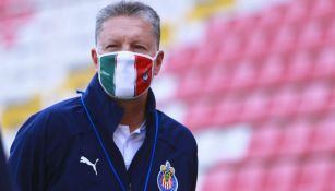 Ricardo Peláez, dirigente de Chivas