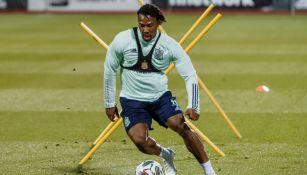 DT Selección de España: 'Adama Traoré no es sólo velocidad y físico'