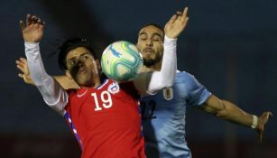 Uruguay vs Chile en las Eliminatoria de Conmebol