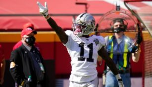 Raiders vencieron a los Chiefs
