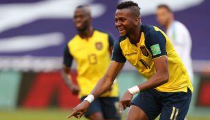 Conmebol: Ecuador, con doblete de Michael Estrada del Toluca, goleó a Uruguay
