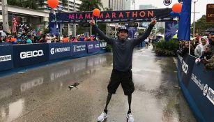 Uno de los participantes que ha tenido el Maratón de Miami