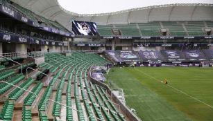 Estadio Kraken ya podrá contar con afición