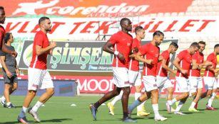 Hatayspor reportó 17 positivos de Covid-19