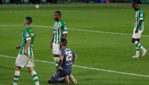 El Betis cayó 0-3 ante la Real Sociedad