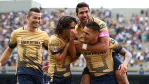 En el Apertura 2015, Pumas fue subcampeón y líder