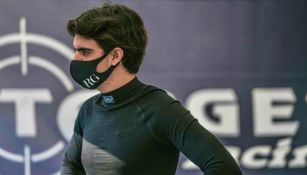 Video: Piloto mexicano sufrió accidente en circuito de Bélgica