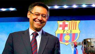 Bartomeu seguirá como presidente del Barcelona