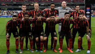 Atlanta United en partido