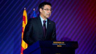 Barcelona: Bartomeu y su directiva presentaron su renuncia