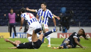 Tecatito Corona: Porto derrotó al Olympiacos y sumó sus primeros tres puntos en Champions