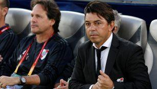 River Plate: Marcelo Gallardo, aislado tras contacto con persona con Coronavirus