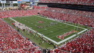 Raymond James Stadium, inmueble de Tampa Bay