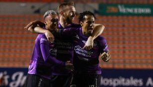 Mazatlán goleó 0-5 al Atlético de San Luis