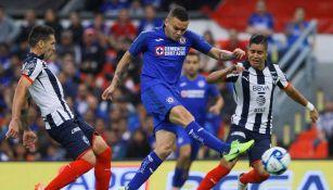 Monterrey y Cruz Azul se enfrentarán en la Jornada 16