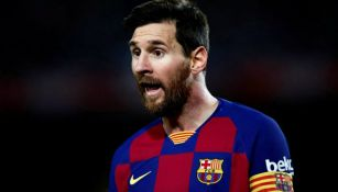 Maradona: 'Barcelona no trató a Messi como se merecía'