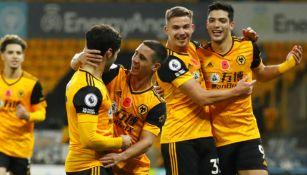 Raúl Jiménez: Wolverhampton venció a Crystal Palace y llegó al tercer lugar de la Premier