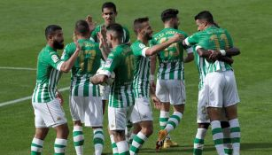 Betis venció 3-1 al Elche en la Jornada 8 de LaLiga