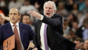 NBA: Coach de San Antonio Spurs llamó a no votar por Donald Trump