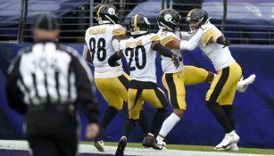 Steelers: Mantiene el invicto tras derrotar a Ravens