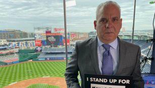 MLB: Ernesto Jérez, nominado al premio Ford Frick, que conduce al Salón de la Fama