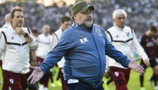 Maradona: 'Diego está mal psicológicamente', aseguró su médico