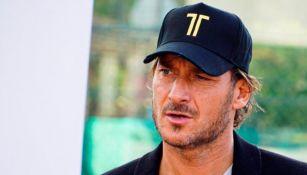 Francesco Totti dio positivo por Coronavirus