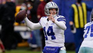 Cowboys: Andy Dalton no jugará vs Steelers tras ser enviado a la lista de Covid-19