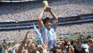 Diego Maradona, Campeón del Mundo