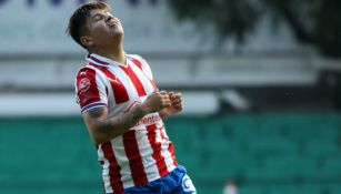 Chofis López en lamento con Chivas